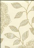 Alhambra Wallpaper Shiraz Floral 2618-21316 By Kenneth James For Portfolio